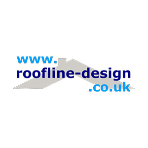 Roofline Design Logo Image