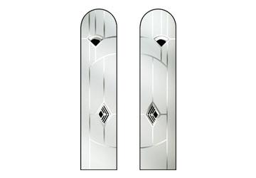 murano black windows for doors
