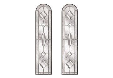 windows for doors zinc art clarity style