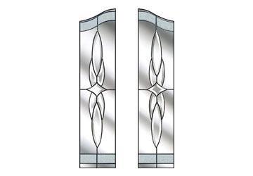 crystal harmony frost windows