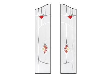 murano red door windows