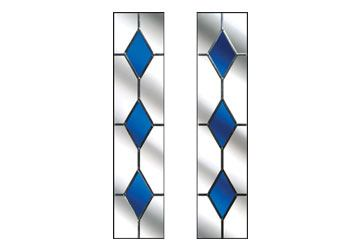 drop diamond blue windows
