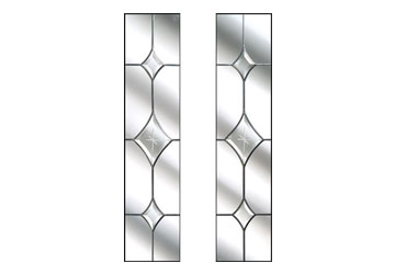 crystal diamond windows