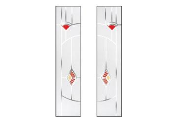 murano red glass