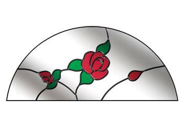 english rose top window