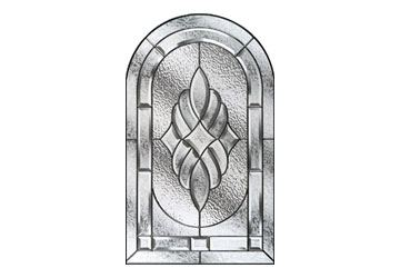 zinc art elegance for composite doors