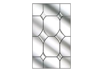 crystal diamond window