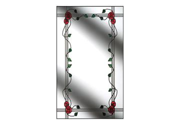 mackintosh rose window