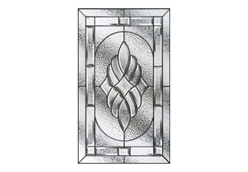 zinc art elegance composite door window