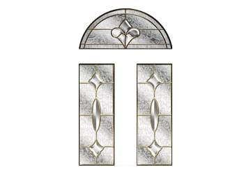 brass art clarity windows for doors