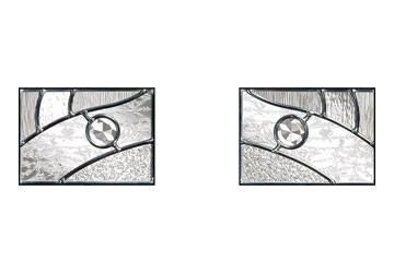 zinc abract small panels