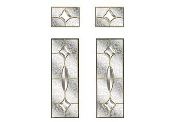 brass art clarity door design for doors